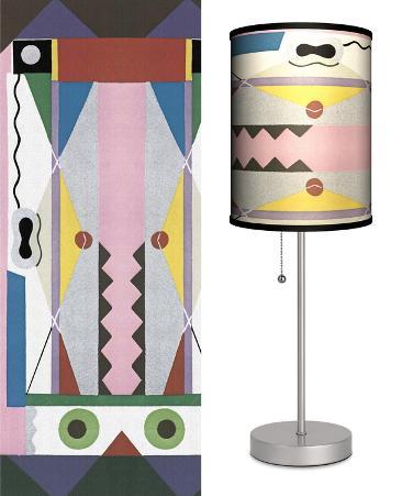 Deco Jazz Age II - Table Lamp