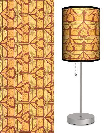 Nouveau Dragonfly - Table Lamp