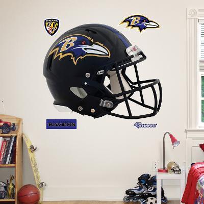 Baltimore Ravens Revolution Helmet