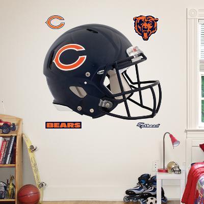 Chicago Bears Revolution Helmet
