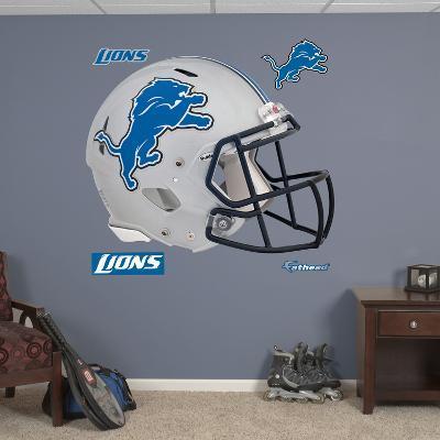 Detroit Lions Revolution Helmet