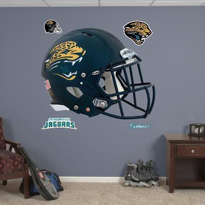 Jacksonville Jaguars Revolution Helmet