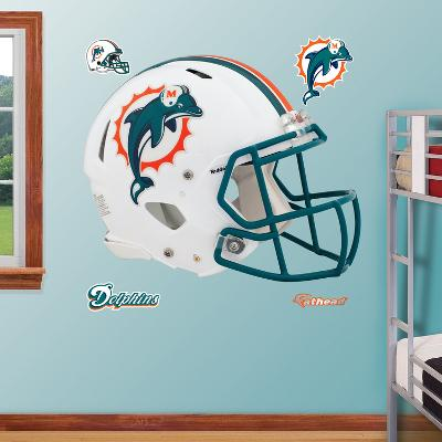 Miami Dolphins Revolution Helmet