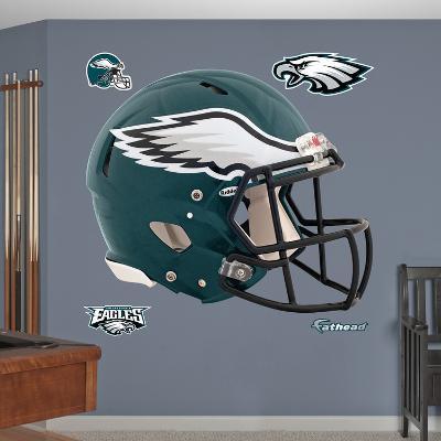 Philadelphia Eagles Revolution Helmet