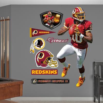 Robert Griffin III (RG3) - Washington Redskins