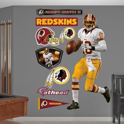 Robert Griffin III (RG3) - Away - Washington Redskins