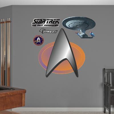 Star Trek Insignia: The Next Generation