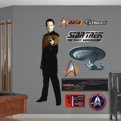 Star Trek Next Generation - Lieutenant Commander Data