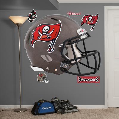 Tampa Bay Buccaneers Revolution Helmet