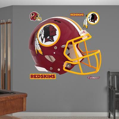 Washington Redskins Revolution Helmet
