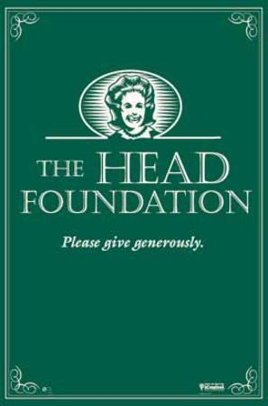 The Head Foundation Poster