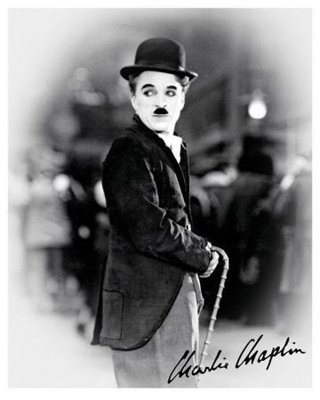 Charlie Chaplin - Cane