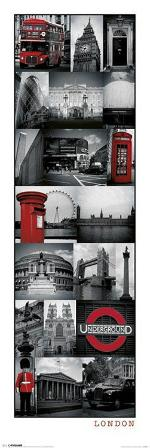 London - Collage