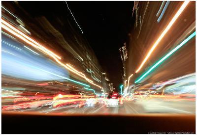 Traffic Timelapse NYC