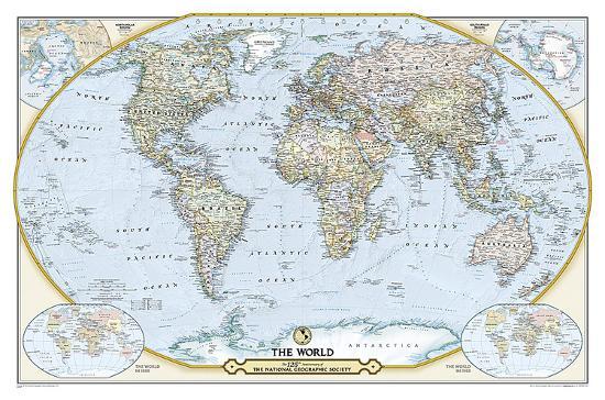 National Geographic Printable Maps on