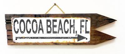Cocoa Beach, FL Rusted