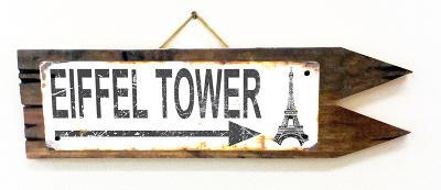 Eiffel Tower Rusted