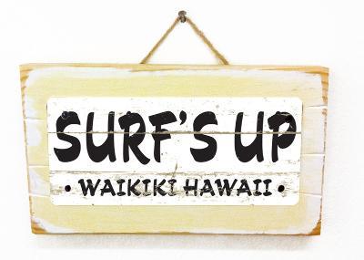 Surf's Up Waikiki Vintage