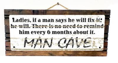 Fix It Man Cave Vintage