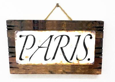 Paris Rusted