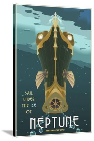 Under the Ice of Neptune