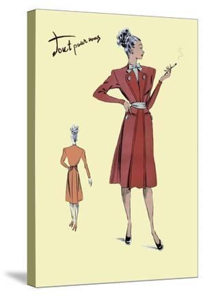 Jacket Dress, 1947