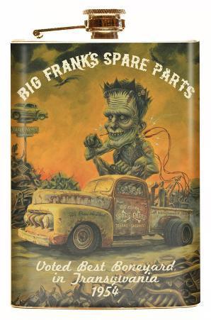 Big Frank's Flask