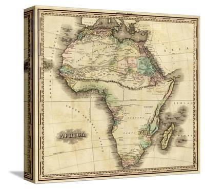 Africa, c.1823