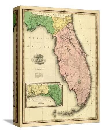 Florida, c.1823