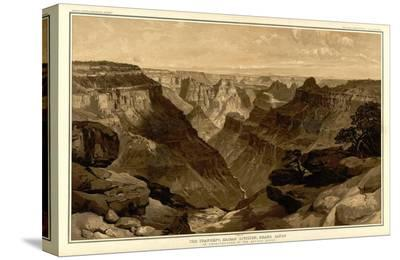 Grand Canyon: The Transept, Kaibab Division, c.1882