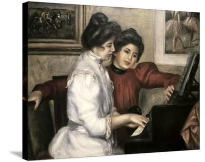 Lerolle Girls at the Piano