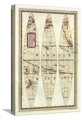 Globo Terrestre II, c.1792