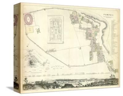 Pompeii, c.1832