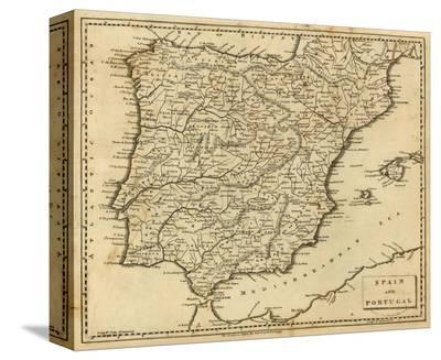 Spain, Portugal, c.1812
