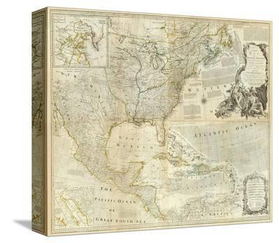 Composite: North America, c.1776