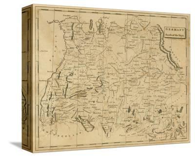 Germany South, c.1812