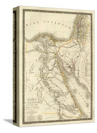 Egypte Ancienne, Palestine, Arabie Petree, c.1822