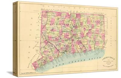 State of Connecticut, c.1893