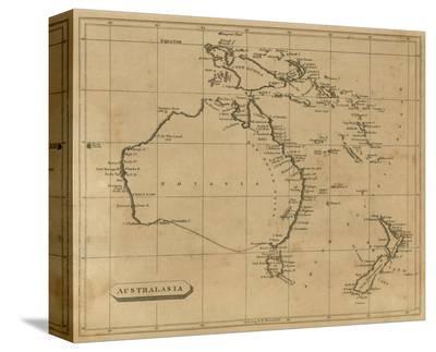 Australasia, c.1812