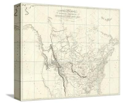 New Discoveries in the Interior Parts of North America, c.1814
