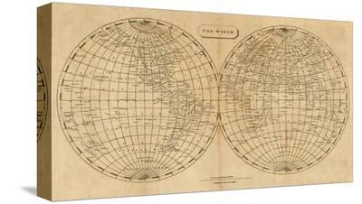 The World, c.1812