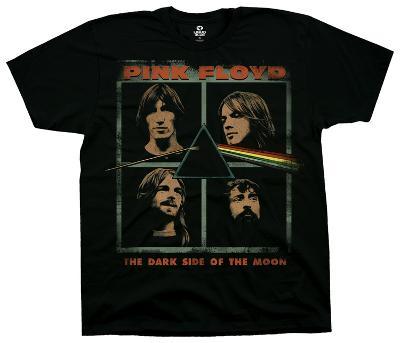 Pink Floyd - Dark Side Faces