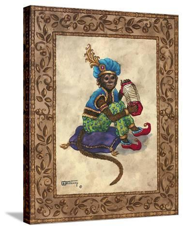Monkey with Concertina