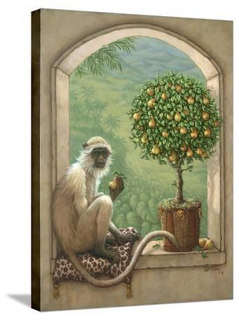 Monkey & Pear Tree