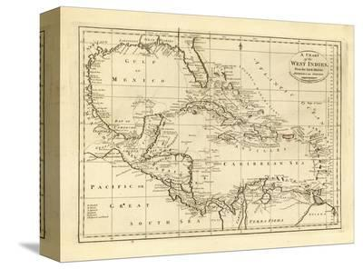 Chart of the West Indies, c.1811