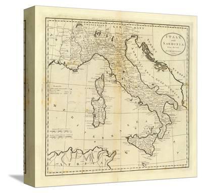 Italy and Sardinia, c.1796