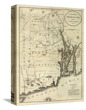State of Rhode Island, c.1796