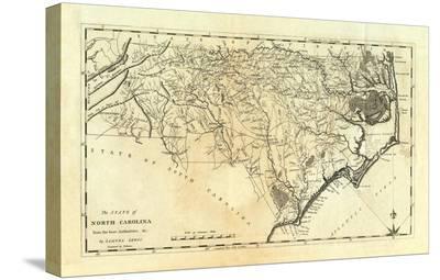 State of North Carolina, c.1795