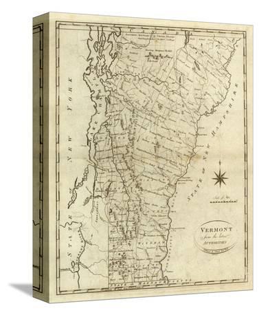 Vermont, c.1796