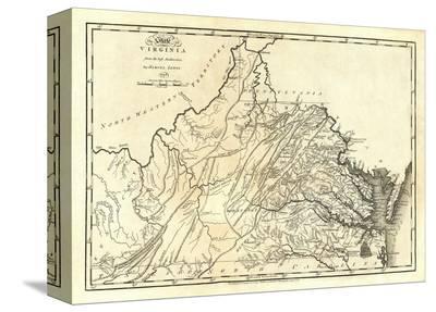 State of Virginia, c.1795